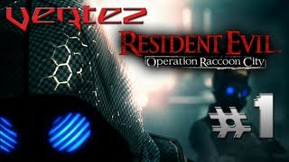 Zagrajmy w Resident Evil Operation Raccoon City #01 (PC) HD PL - HULK Atakuje