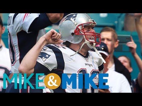 Has Tom Brady Knocked Off Joe Montana As The G.O.A.T.? | Mike & Mike | ESPN