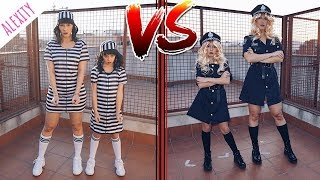 DANCE CARNAVAL - POLICEMAN VS. THIEF - FAMILY GOALS