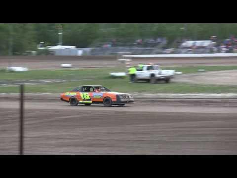 Mt  Pleasant Speedway 5 26 17