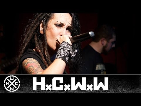 JINJER - WHO IS GONNA BE THE ONE - HARDCORE WORLDWIDE (OFFICIAL HD VERSION HCWW) تحميل الفيديو