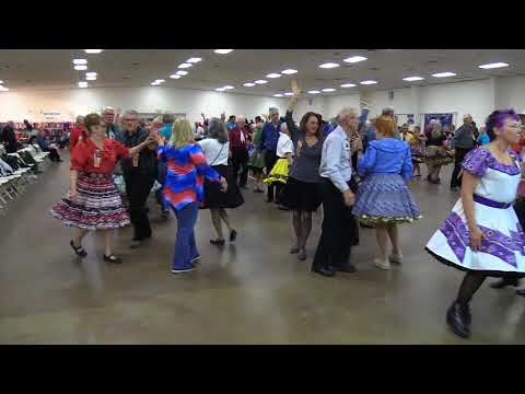 001 57th Calif Square Dance Convention (Bronc Wise and Jay Henderson) April 04 2017