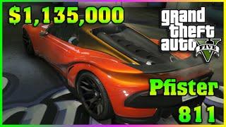 PFISTER 811 | Finance and Felony | GTA 5 Online DLC