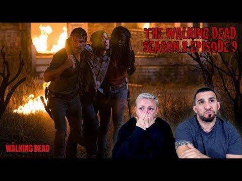 "The Walking Dead Season 8 Episode 9 ""Honor"" Mid-Season Premier Reaction"