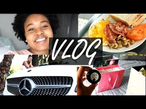 VLOG | Spend the day with Me, Giveaway goodies + Merc A200d