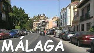 Calles de Málaga - Por el Palo , Andalucía /  Cities in Spain - Streets of Málaga