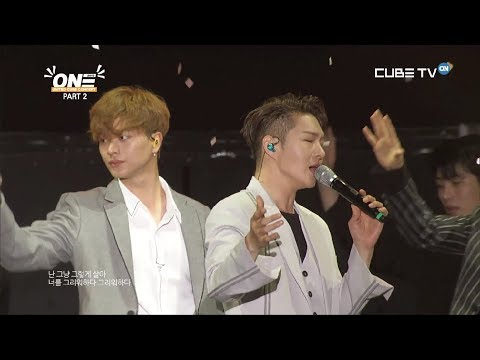 BTOB - MOVIE, MISSING YOU, BLOWIN UP, IT'S OKAY & FINALE : OUR CONCERT @ UNITED CUBE CONCERT 2018