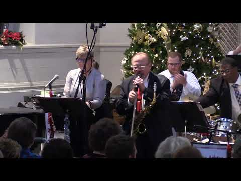 Doc Ashton's Big Band Christmas Extravaganza! - 2017
