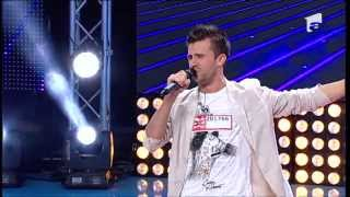 "X Factor Romania, sezonul trei - Florin Ristei - Mika - ""Grace Kelly"""