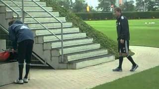 Alexander Hleb - VfL Wolfsburg - Training