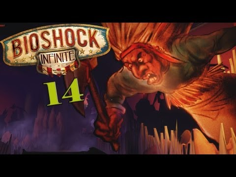Let's Play Bioshock Infinite 1999 Mode: Battle of Peking & Wounded Knee [Part 14]