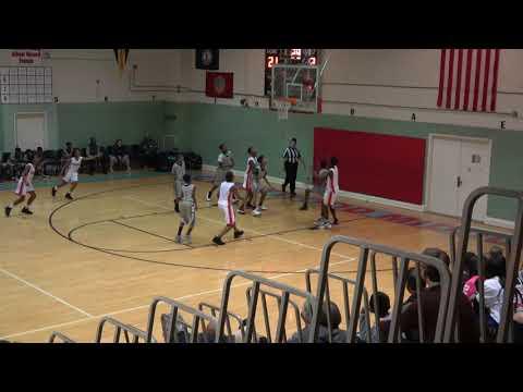Crestwood vs Jolliff Middle school