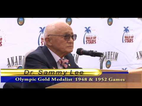 Walk of Stars - Dr. Sammy Lee