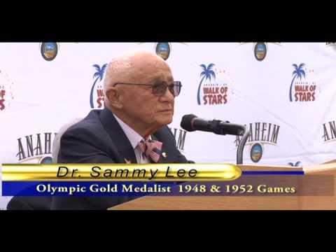 Walk of Stars - Dr. Sammy Lee
