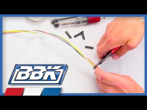 How To Modify & Extend An Electrical Wire Harness Extending Electrical Wiring on