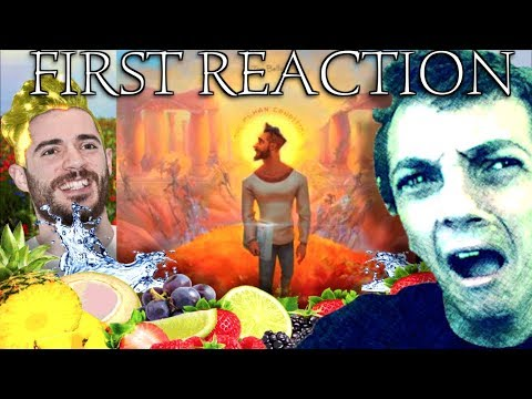 First Reaction to  Jon Bellion  The Human Condition! *Review, Rant, and Score*