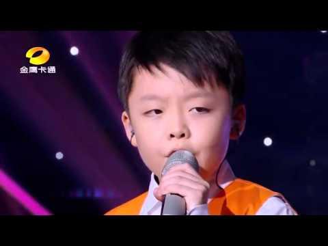 この動画は、14歳以下の少年少女が対象の中国のオーディション番組「Let's Sing Kids 3」に出演したジェフリー・リー君10歳とセリーヌ・タムちゃん...