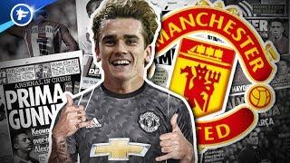 Antoine Griezmann s'annonce proche de Manchester United | Revue de presse