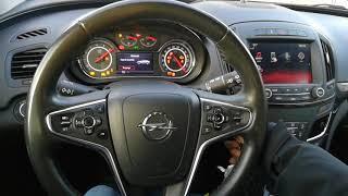 Verifcare Opel Insignia 2014  la Tor Smart Trade