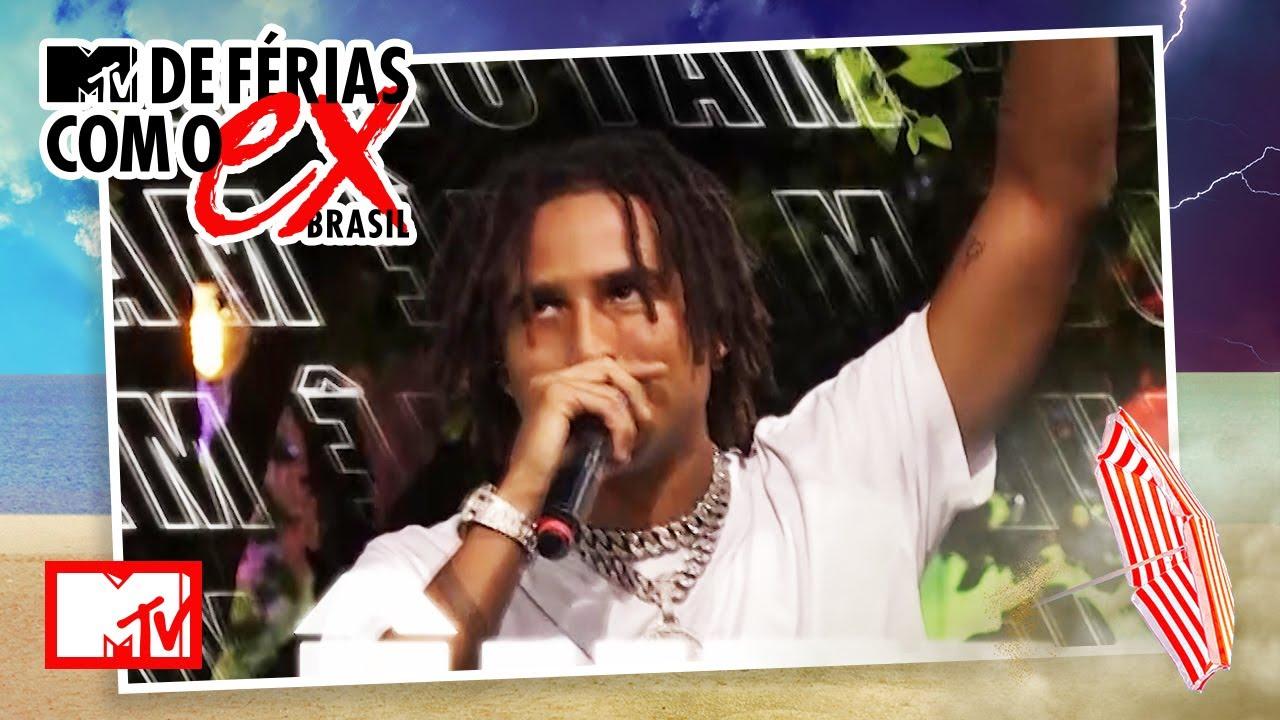 Matuê chega de surpresa e faz ÚLTIMO show da temporada | MTV De Férias Com O Ex Brasil T6