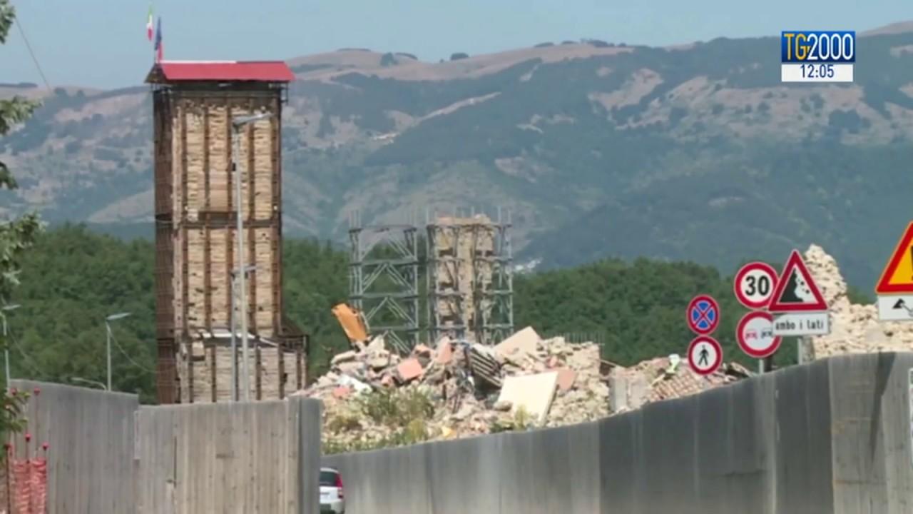 Terremoto Ad Amatrice Accumoli E Arquata La Ricostruzione E