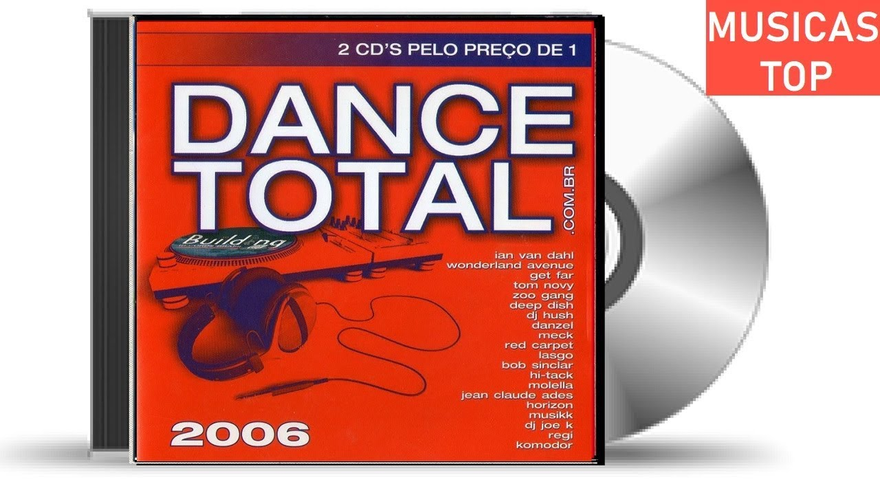 Cd Dance Total 2006 Cd 1 Youtube