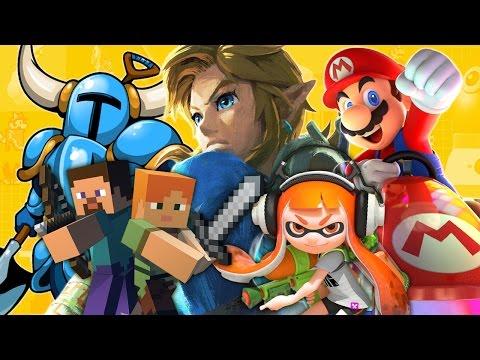 Top 25 Best Wii U Games Of All Time Doovi