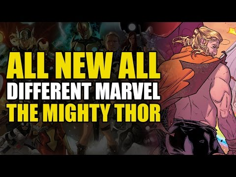The Return Of Odinson (The Mighty Thor Vol 1: Thunder In Her Veins)