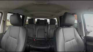 360° All Round Interior View of a 2012 Land Rover Discovery 4 3.0 SD V6 XS 4X4 5dr Interior CX12VZB