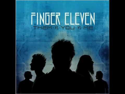 Finger Eleven  paralyzer download version HQ