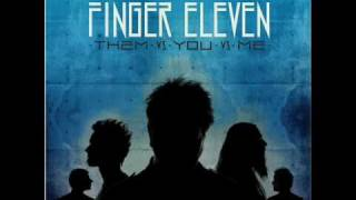 Finger Eleven  paralyzer (download version) HQ