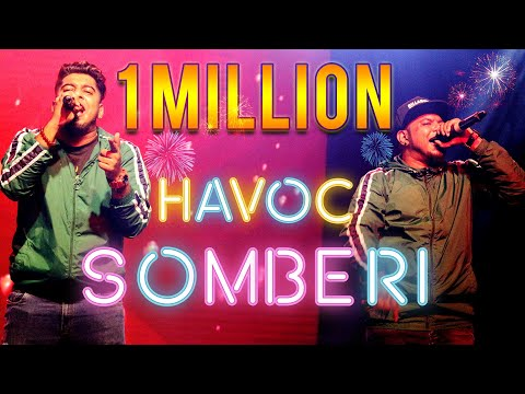 somberi-album-song-in-chennai-|-now-trending-|-havoc-brothers-song-|-tamilvision-tv