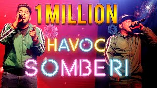 Somberi Album Song in Chennai | Now Trending | Havoc brothers song | Tamilvision Tv