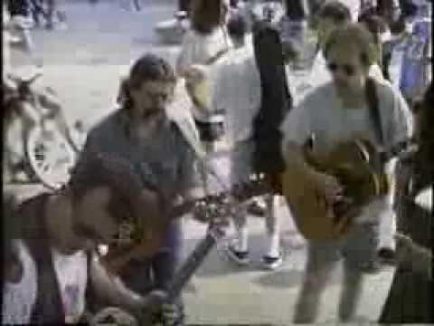 Washington Square Park about 1995 ?