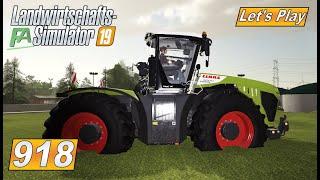 #LS19 #918 Silo verdichten mit CoursePlay Hife #Landwirtschaft Simulator 19 mod map NF Marsch 4fach