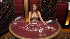 £3000 Vs Live Dealer Blackjack Live Stream