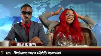 Jamaica Ghetto News Report | KyngTaj