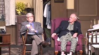 The Sunshine Boys - Barn Theater Production, acts 3 & 4