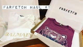 Farfetch Haul #1