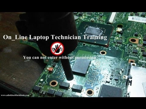 Tracking Missing 5V 3VALAW supply on Laptop Motherboard WMV V8