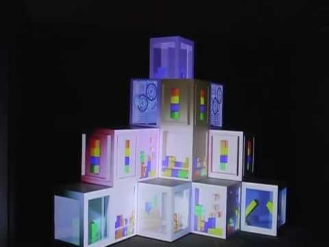 20120126NEC映像ソリューションフェアー1.プロジェクターマッピング