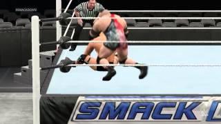 WWE 2K15 PC    *AMD Radeon 7600G*