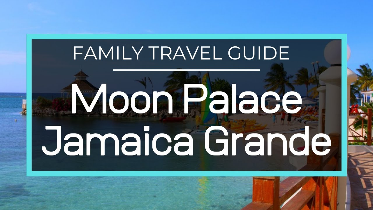Jamaica Day 4 Moon Palace Grande Franklyn D Resort Swimming Beach Tropical Fish