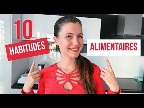 10 HABITUDES ALIMENTAIRES qui ont Changé ma Vie !