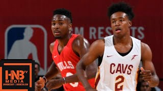 Cleveland Cavaliers vs Chicago Bulls Full Game Highlights / July 7 / 2018 NBA Summer League
