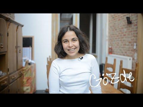 Meet Gözde, an international student from Turkey