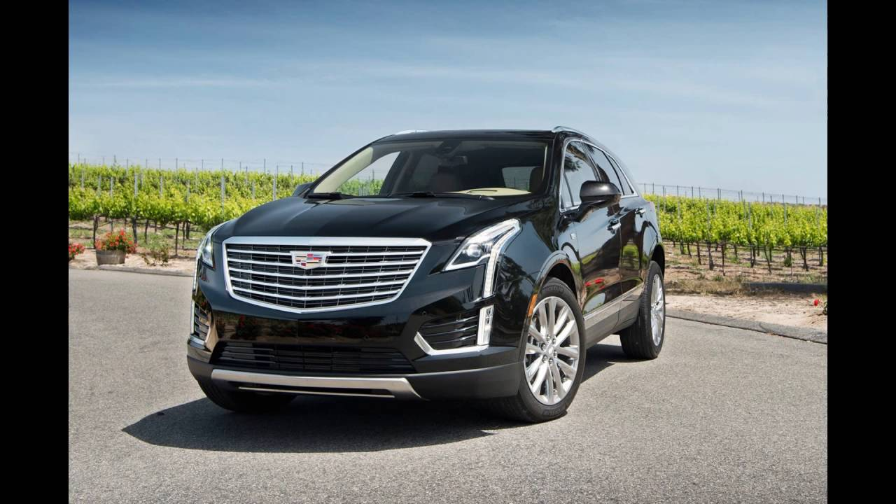 2017-2018 Cadillac XT5 Platinum ~ Review, Release date ...