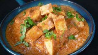 Butter Paneer - Indian Vegetarian Recipes Video
