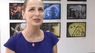 2017-09-15 г. Брест. Выставка «Вне времени». Новости на Буг-ТВ.