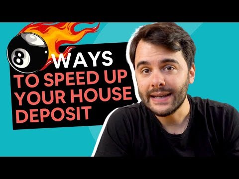 8 Ways To Speed Up Saving For A House Deposit